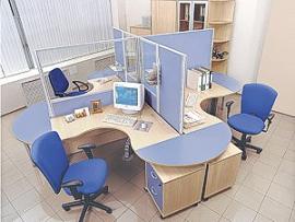 А вот мой офис