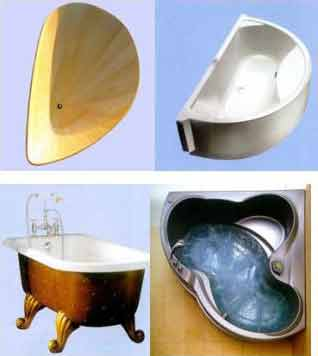 Сантехника, ванна, смеситель