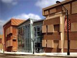 Здание в стиле деконструктивизма, прозванное пражанами «Джинджер и Фред»
