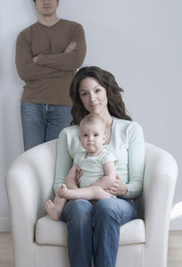 Проблеммы разведенных семей
