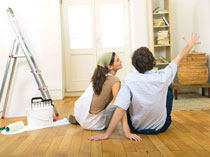 Как самостоятельно штукатурить и шпаклевать стены?