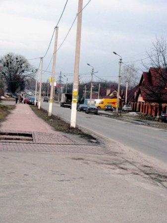 Маршрут №720 Киев-Боярка