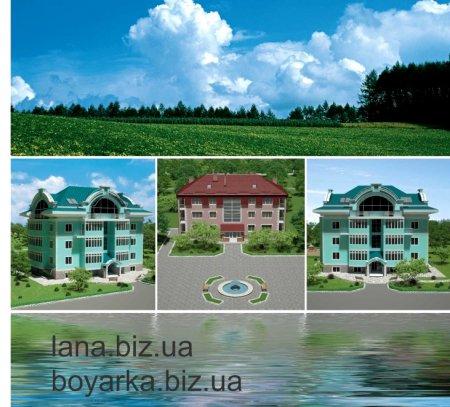 Продам новые квартиры рядом с Киевом