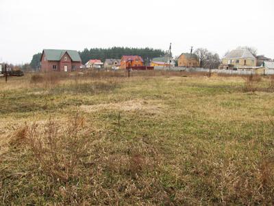 Продам участок род застройку в Юровке К-Святошинский район