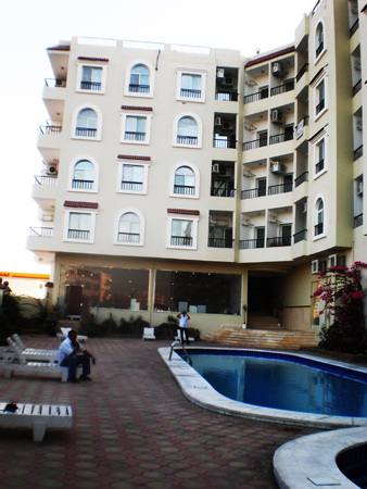 Недвижимость в Египте, ХУРГАДЕ возле Красного моря
