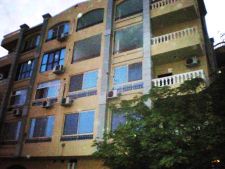 Продам в Египте, г.Хургада, новый район для иностранцев в центре Хургады,  просторную квартиру.