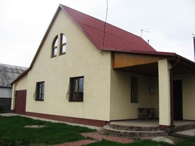 Продам новый котедж в селе Кожуховка Васильковского района