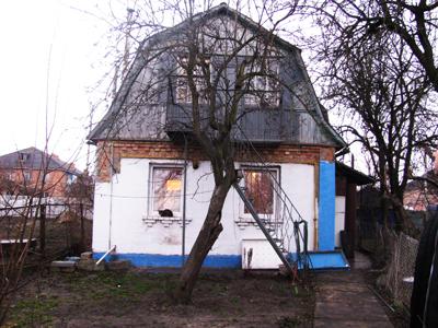 Продам в Боярке дом c высокой мансардой