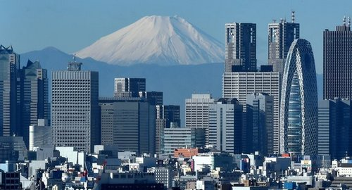 Банк Японии начинает беспокоиться, так как недвижимость Японии становиться популярнее