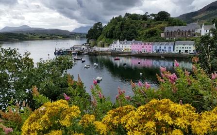 Рынок недвижимости Шотландии опережает остальную части Великобритании
